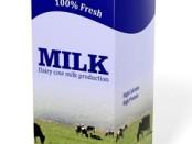 Пакет молока