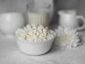 Композиция из творога и молочных продуктов