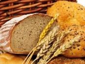 Разные виды хлеба и колоски