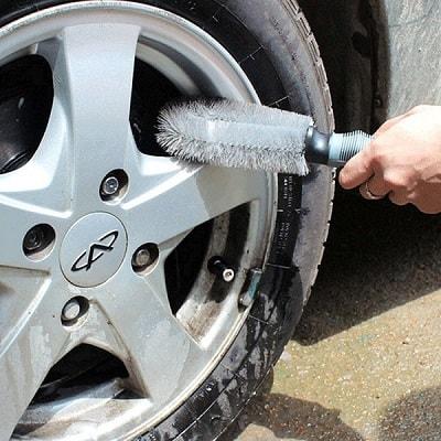 Мытье шины