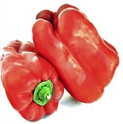 Два красных плода