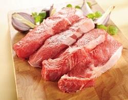 Мясо на доске
