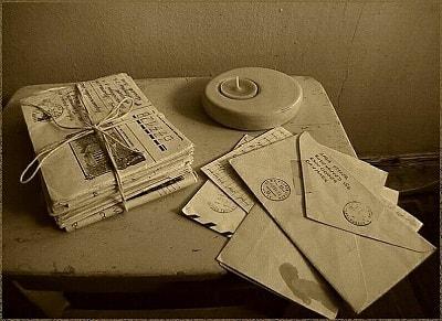 Старые письма