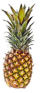 Целый ананас