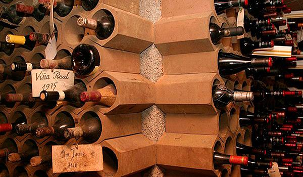 Присособления для хранения вина