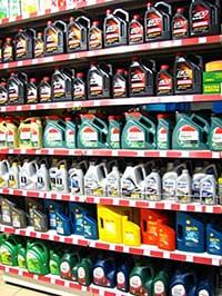 Моторные масла разных производителей