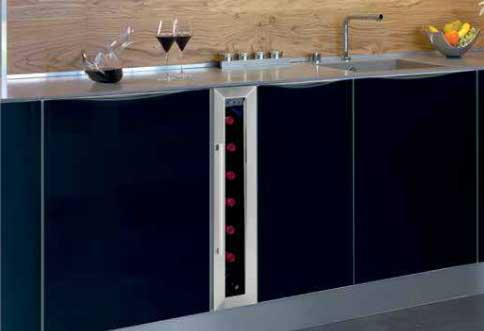 Мини шкаф для вина